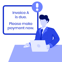 Invoice Due | Freelancers Payment Collection